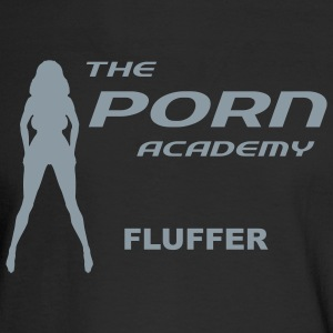 Black porn_academy_fluffer_t Men - Men's Long Sleeve T-Shirt
