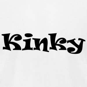 Kinky - Men's T-Shirt by American Apparel