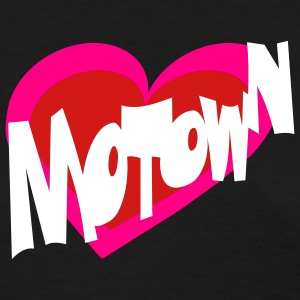 Black Motown Heart Women - Women's T-Shirt