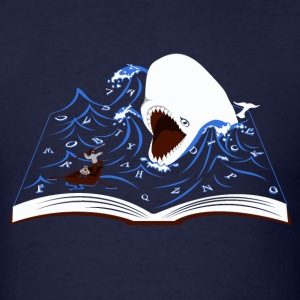 Moby Dick - Men's T-Shirt