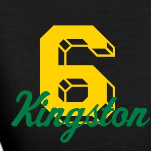 kingston jamaica - Women's V-Neck T-Shirt