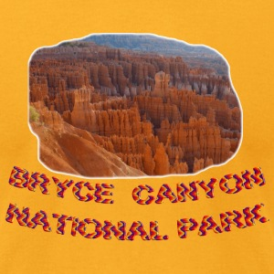 Bryce Canyon National Park - Men's T-Shirt by American Apparel