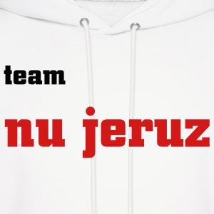 nu jeruz sport sweat - Men's Hoodie
