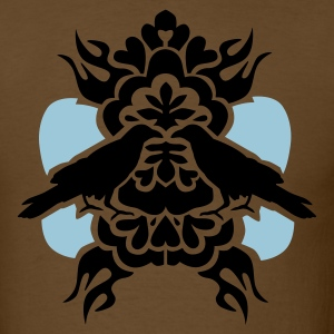 Brown Raven T-Shirts (Short sleeve) - Men's T-Shirt