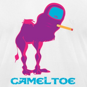 Cameltoe - Men's T-Shirt by American Apparel