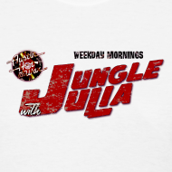 Design ~ JUNGLE JULIA T-SHIRT Jungle Julia Billboard