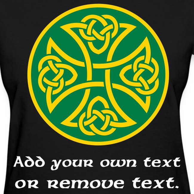 Celtic Knot Cross 3.