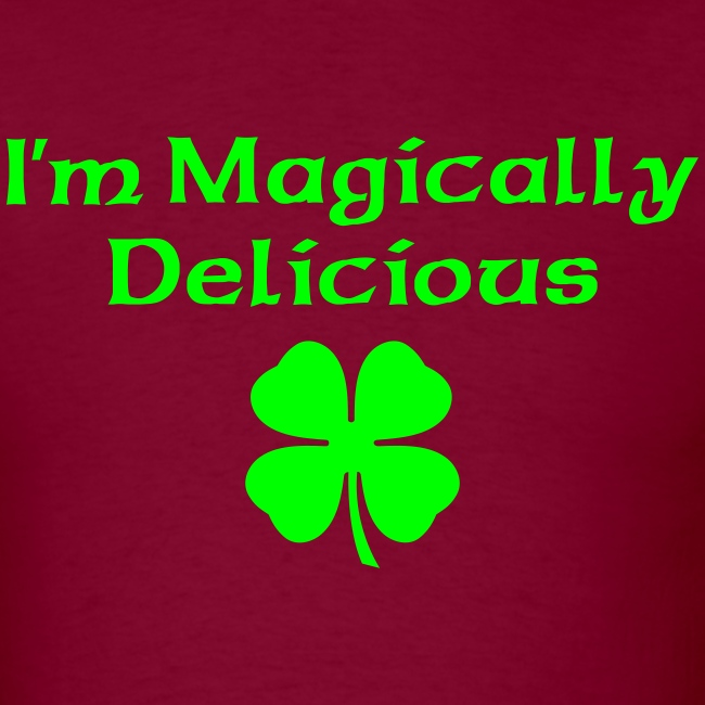 I'm Magically Delicious.