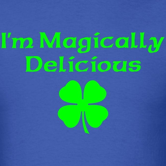 I'm Magically Delicious.