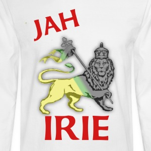 Jah Irie - Men's Long Sleeve T-Shirt