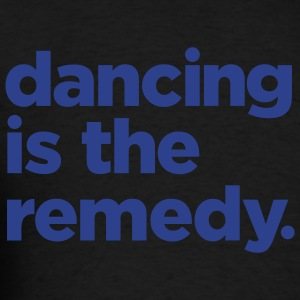 dancing - Men's T-Shirt