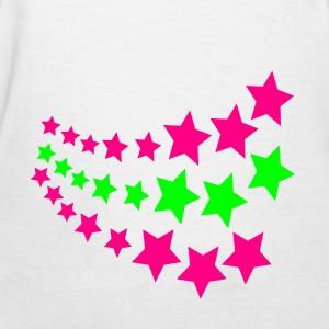 White Star Cascade, 3 Color Women's Tees (Short sleeve) - Women's T-Shirt