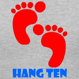 Hang Ten - Women's V-Neck T-Shirt