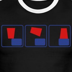 Flipcup - Men's Ringer T-Shirt