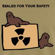 Design ~ Sealed for Your Safety Men's Lightweight