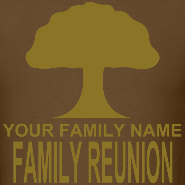 FAMILY REUNION - Metallic design