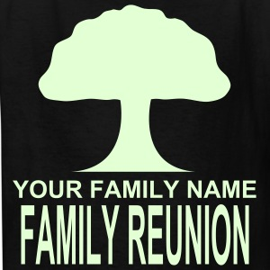 Black ***ON SALE!*** FAMILY REUNION -WW(w Kids Shirts - Kids' T-Shirt