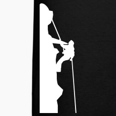 Black Mountain Rock Climber T-Shirts (Short sleeve)