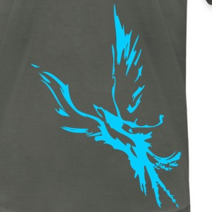 Asphalt Phoenix T-Shirts (Short sleeve) - Men's T-Shirt by American Apparel