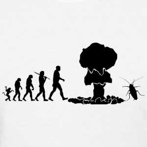 Evolution - light - Women's T-Shirt