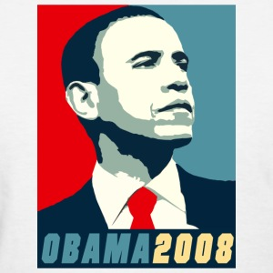 BARACK OBAMA POSTER T-SHIRT - Women's T-Shirt