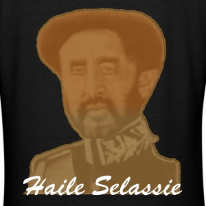 Haile Selassie - Women's V-Neck T-Shirt