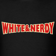 Design ~ WHITE AND NERDY T-Shirt