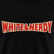 Design ~ WHITE AND NERDY T-Shirt