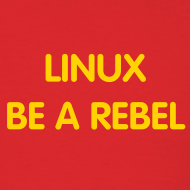 Design ~ LINUX BE A REBEL