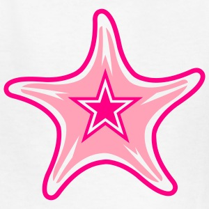 White seastar Kids Shirts - Kids' T-Shirt