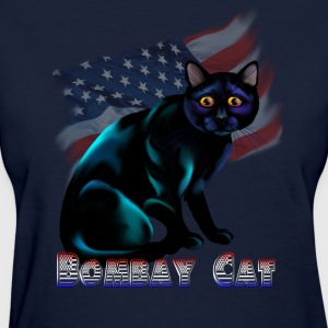 The Bombay Cat - Women's T-Shirt