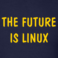 Design ~ THE FUTURE IS LINUX