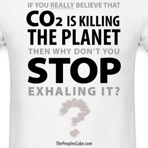 Stop Exhaling CO2