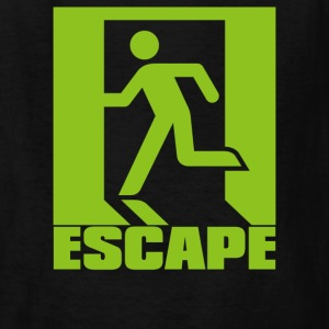 ESCAPE - Kids' T-Shirt