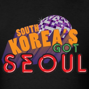 Funny South Korea's Got Seoul - Men's T-Shirt