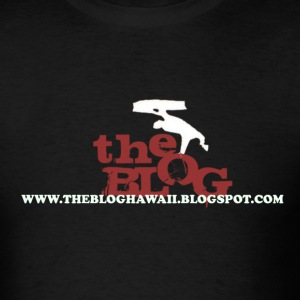 THE BLOG B.B. MODEL - Men's T-Shirt