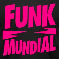 Design ~ Funk Mundial Pink Gothic