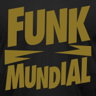 Design ~ Funk Mundial Bling Gold Metallic