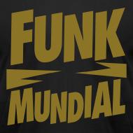 Design ~ Funk Mundial Bling Gold Metallic