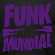 Design ~ Funk Mundial Purple Haze