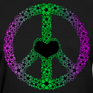 Design ~ Flowery Peace Sign