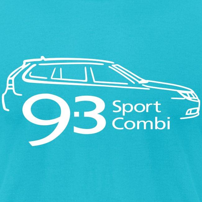 Saab 9-3 Sport Combi (MY2008)