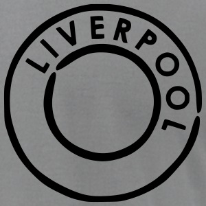 Slate Liverpool T-Shirts (Short sleeve) - Men's T-Shirt by American Apparel