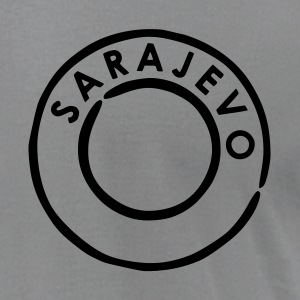 Slate Sarajevo T-Shirts (Short sleeve) - Men's T-Shirt by American Apparel