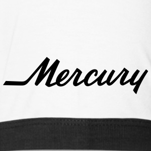White/black auto_mercury_cougar_distressed_02 T-Shirts (Short sleeve) - Men's Ringer T-Shirt