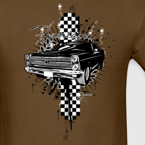 Brown auto_ford_fairlane_01 T-Shirts (Short sleeve) - Men's T-Shirt