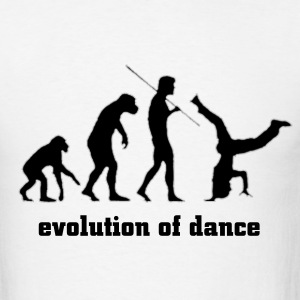 nu dance evolution tee - Men's T-Shirt
