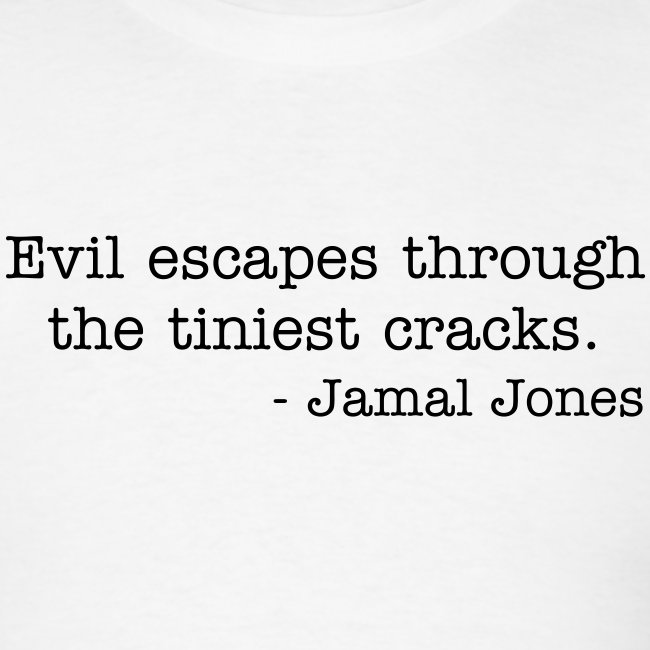 Evil escapes...