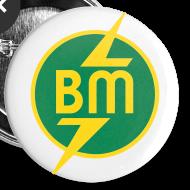 Design ~ BEST MAN Button