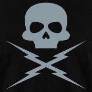Design ~ Metallic Silver - DEATH PROOF T-SHIRT